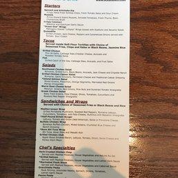 Ocean One Bar And Grille Delray Beach Menu