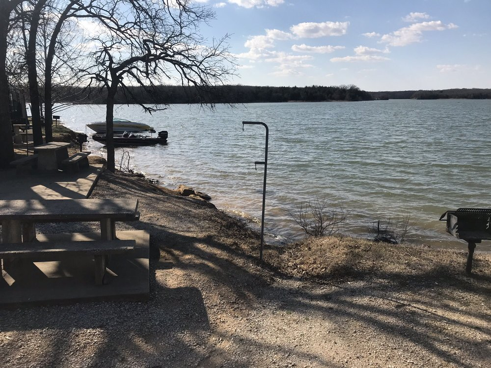 Lake Murray State Park: 18407 Scenic State Hwy 77, Ardmore, OK