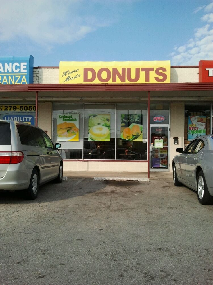 Home Made Donuts: 4327 Gus Thomasson Rd, Mesquite, TX