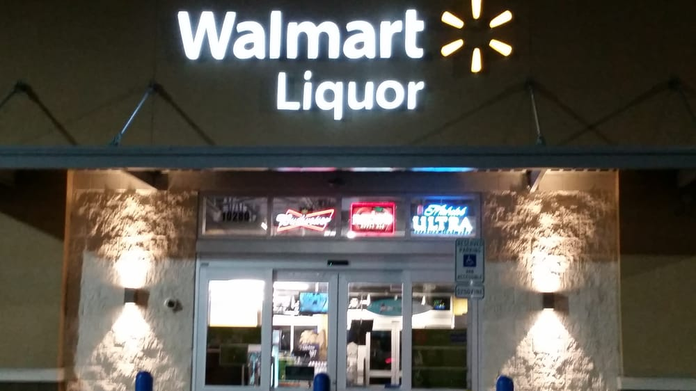 Walmart Liquor Panama City Beach
