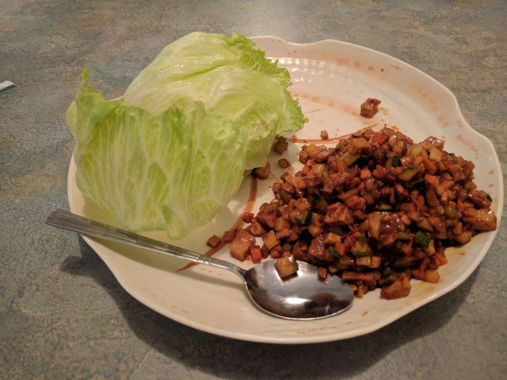 Lotus Vegetarian Restaurant: 13872 Metrotech Dr, Chantilly, VA