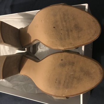 Photo Of Nordstrom Natick Ma United States Both Shoes Have A Dirty