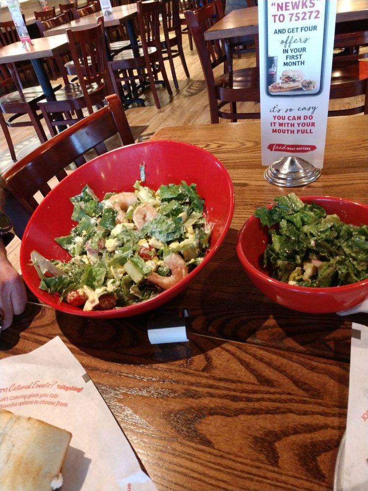 Newk's Eatery: 21000 I 30, Bryant, AR