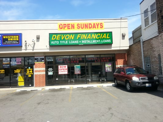 Cash loan places in chicago photo 9