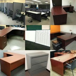 Photo Of Office Furniture Storage Container   Orange County, LA, United  States