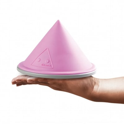 The cone sex toy instruction