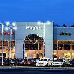 Pogue Chrysler Dodge Jeep Ram Car Dealers 2252 W Everly