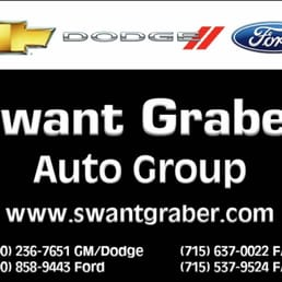 Swant graber auto group 54 photos car dealers 1697 e for Swant graber motors barron wi