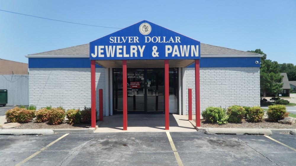 silver dollar jewelry pawn bijouterie joaillerie