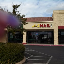 Best place to get a pedicure in redding ca