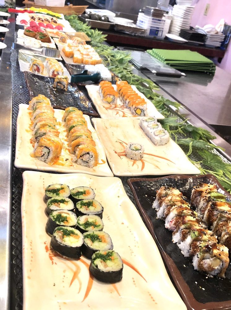 Dupont Osaka Super Buffet: 975 Ross Ave, Dupont, WA