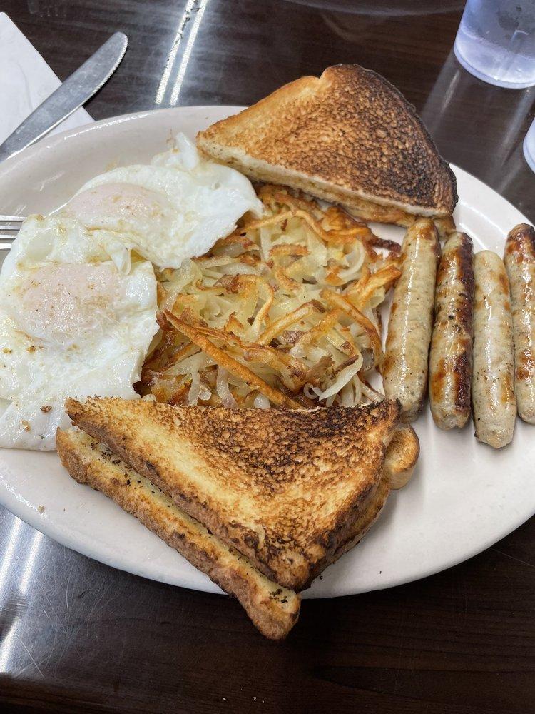 Dockside Cafe: 504 Front St, Craig, AK