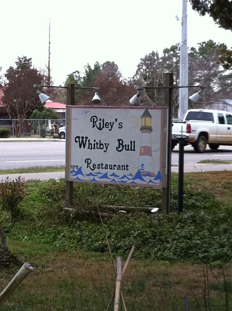 Riley's Whitby Bull: 801 E Pine Log Rd, Aiken, SC