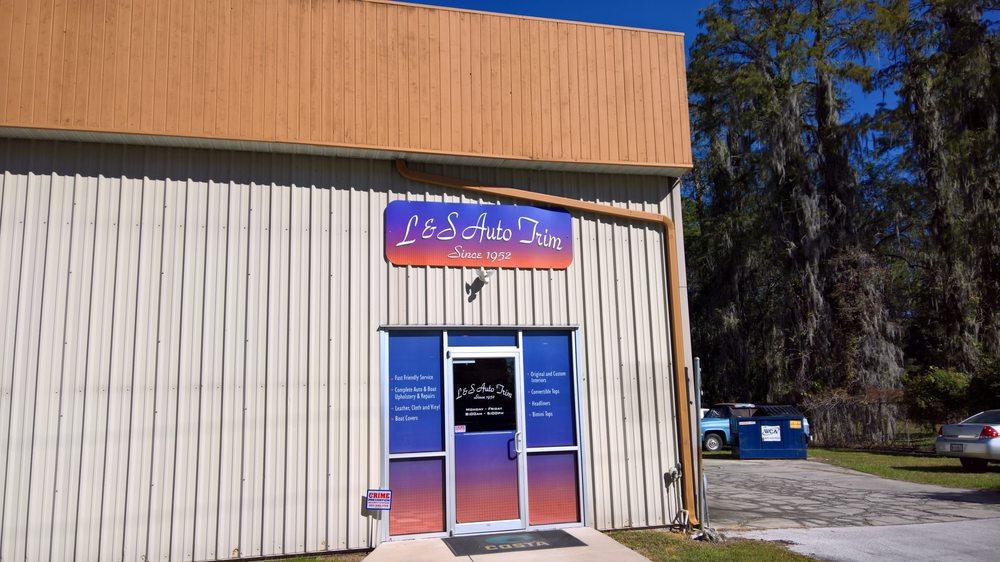 L & S Auto Trim: 5721 NW 13th St, Gainesville, FL