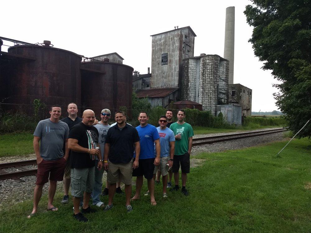 The Oak Barrel Tour Company: 350 Missouri Ave, Jeffersonville, IN