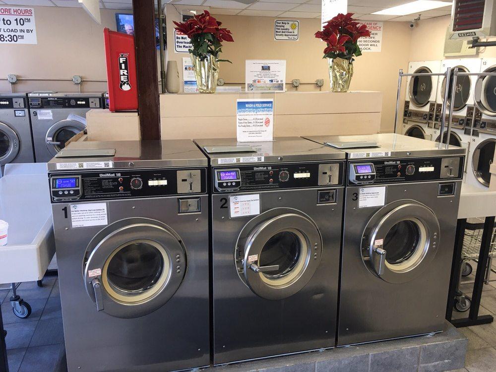Fountain Square Laundry: 27-31 E Main St, Beacon, NY