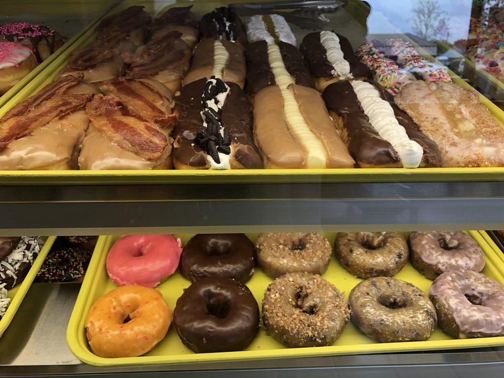 Rainbow Donuts - Norwalk