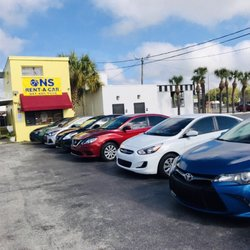 Ons Rent A Car 26 Photos Car Rental 1973 17th St Sarasota Fl
