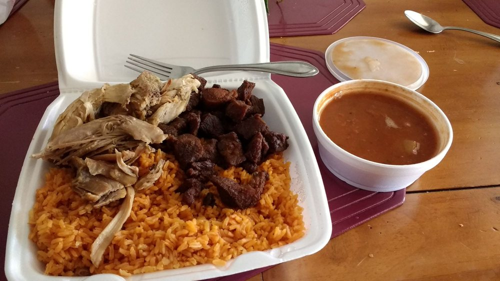 Food from Cocina Latina