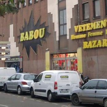 Babou mode 4 boulevard gambetta roubaix nord france for Babou telephone