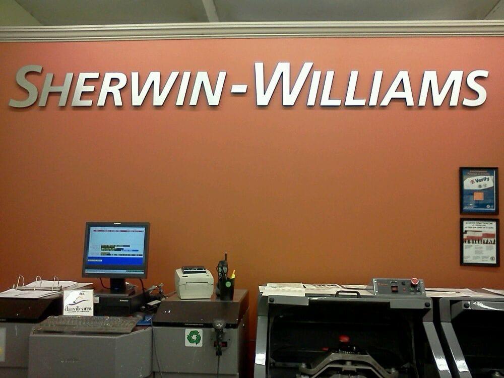 Sherwin-Williams Paint Store: 450B Diablo Rd, Danville, CA