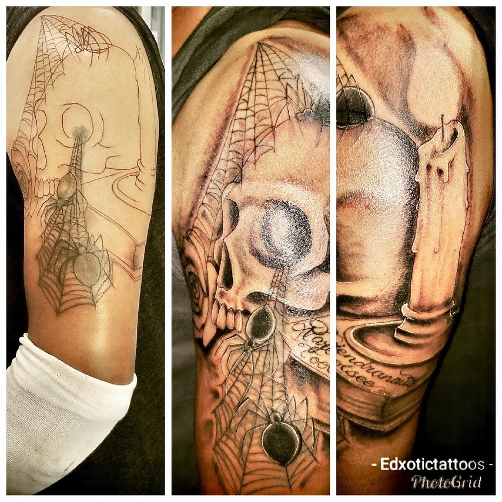 EDxotic Tattoos: 92-06 95th Ave, Queens, NY