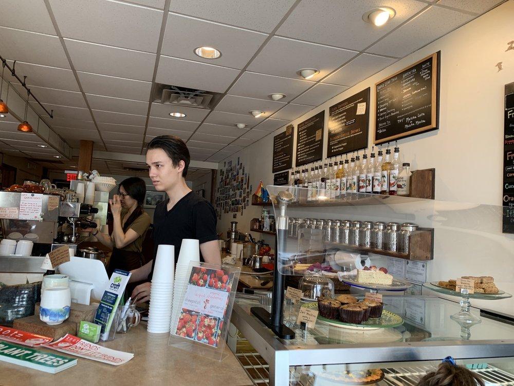 Zoot Coffee: 31 Elm St, Camden, ME