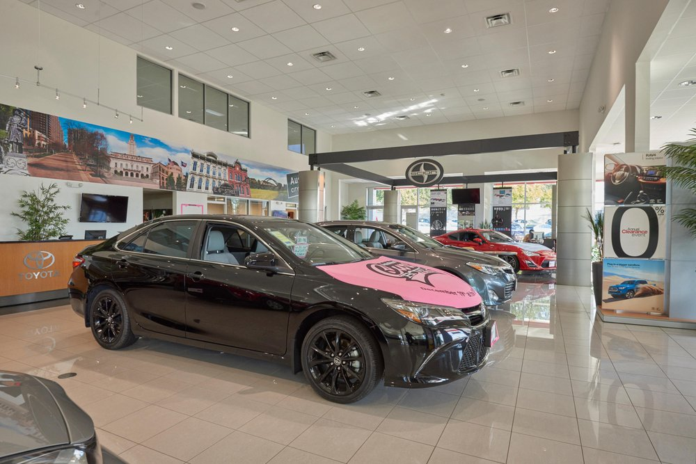 AutoNation Toyota South Austin