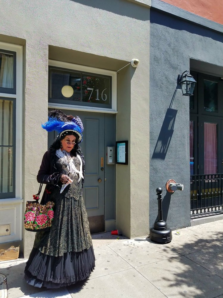 Drag Me Along Tours: 733 Kearny St, San Francisco, CA