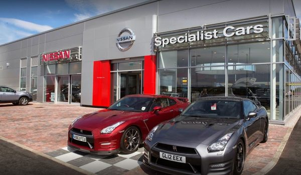 Specialist Cars Nissan - Aberdeen - Get Quote - Car Dealers ...