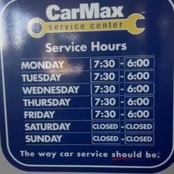 Carmax Car Care Review