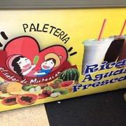 Paleteria El Sabor De 11 Photos Desserts 2456 W 47th Pl