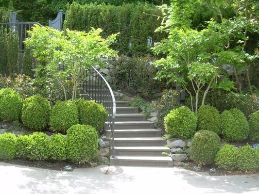 Francine M Day Landscape Architecture - Arquitetos - 700 NW 42nd St Ballard Seattle WA ...