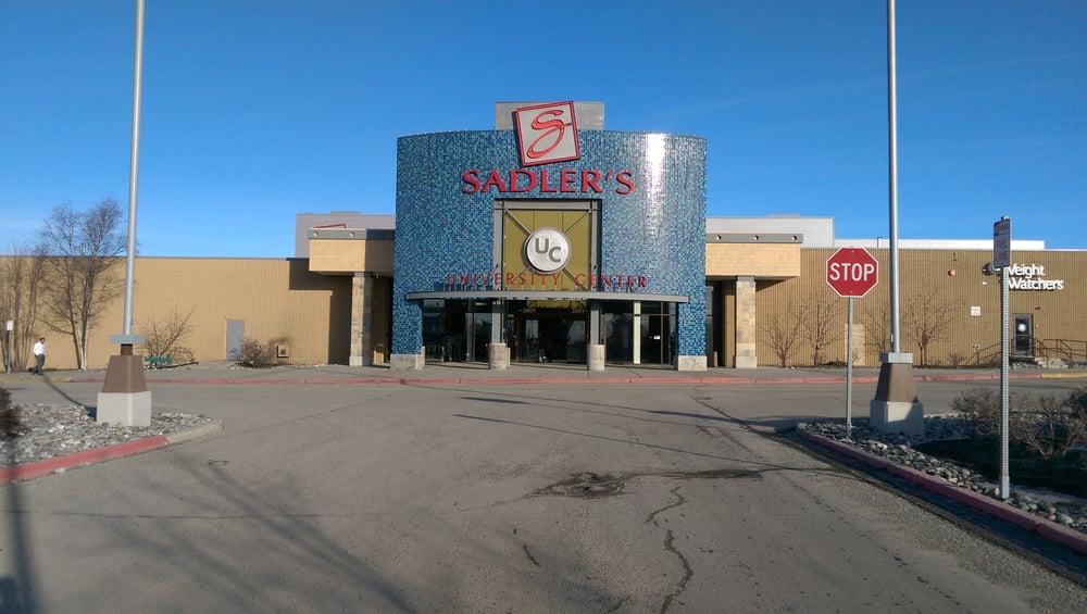 University Center Shopping Mall