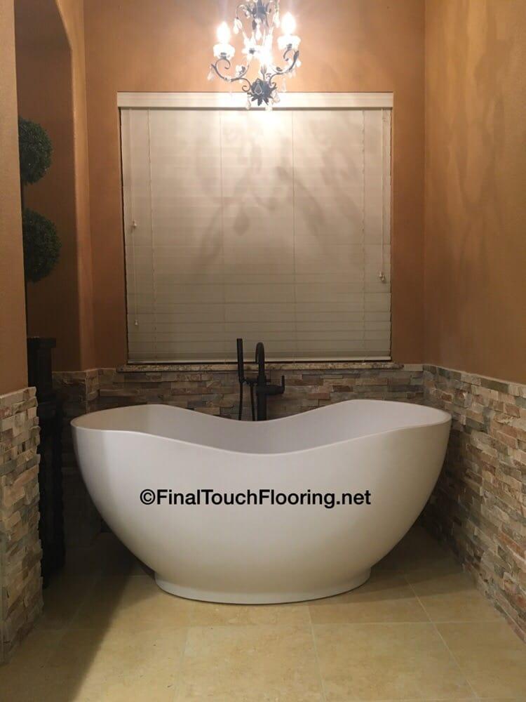 Free Standing Soaking Tub Surround Yelp