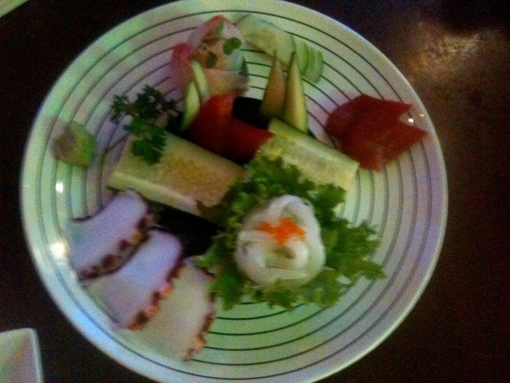 Fresh sashimi yelp - Shogun japanese cuisine ...