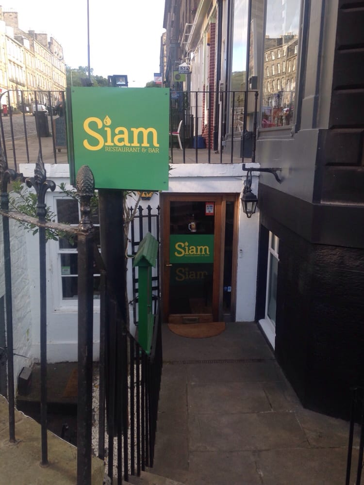 Siam Restaurant Howe Street