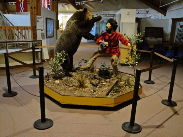 Museum of the Mountain Man: 700 E Hennick St, Pinedale, WY