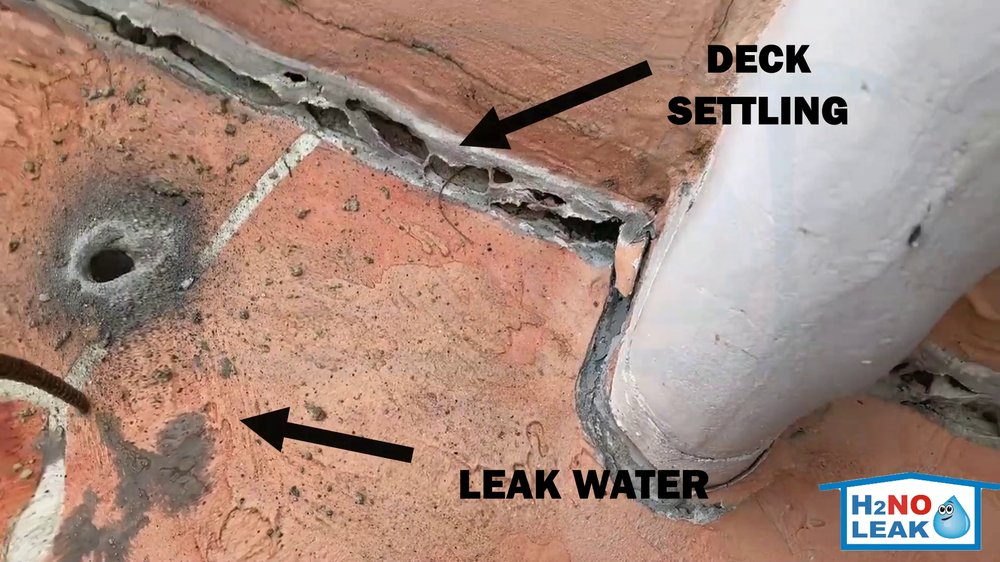 H2NO Leak