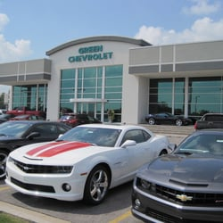 Green Chevrolet Chrysler - Car Dealers - 1703 Ave Of The Cities