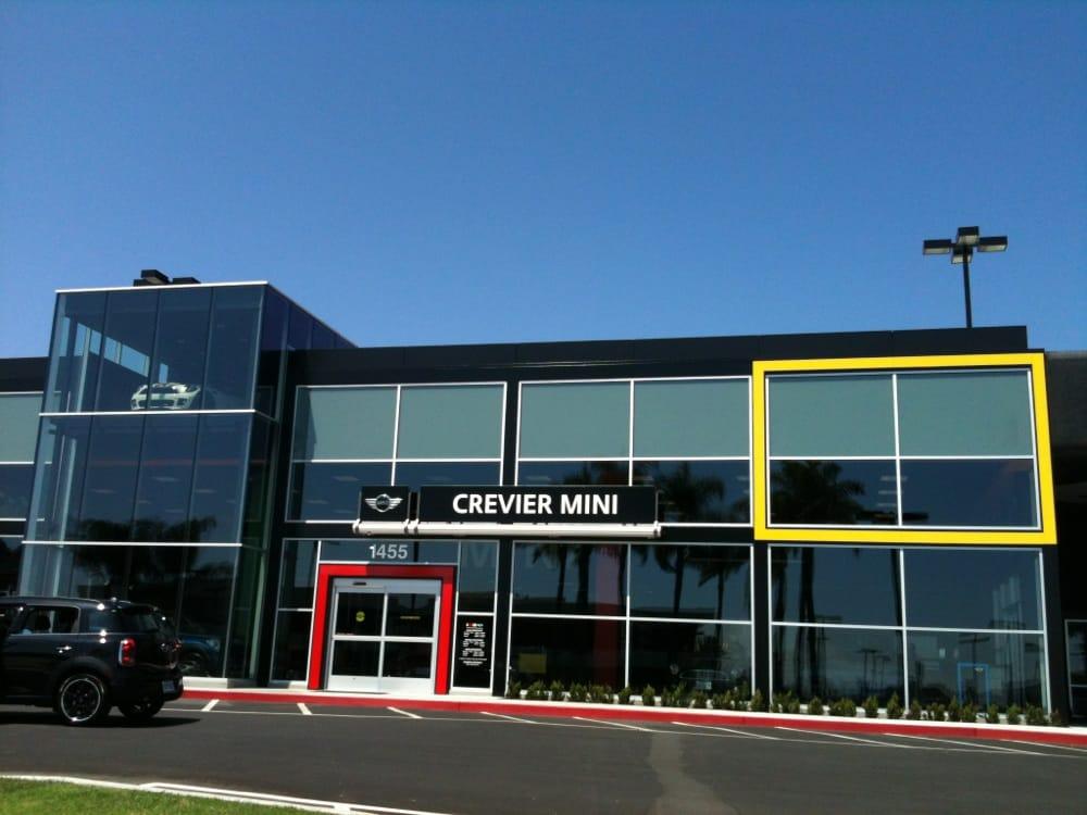 Crevier MINI - 91 Photos & 401 Reviews - Car Dealers - 1455 Auto ...