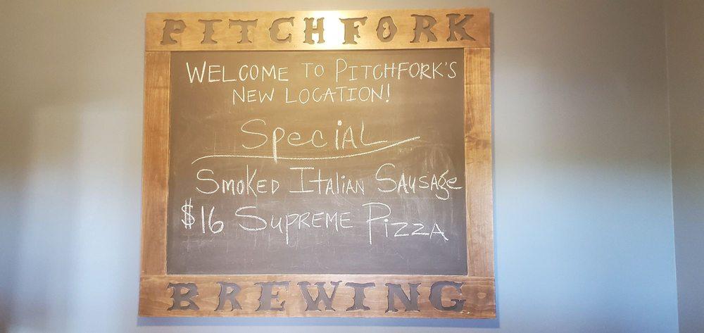 Pitchfork Brewing: 745 Ryan Dr, Hudson, WI