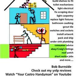 Your Castro Handyman - 80 Reviews - Handyman - 360 Castro St, Corona