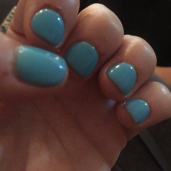 Lux nail bar 37 photos 17 reviews nail salons 626 for Admiral nail salon