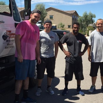 Photo Of Always Professional In Moving Gilbert Az United States Herculean