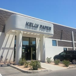 kelly paper tempe Highly recommend kelly paper in tempe i stopped in today looking for paper that would be suitable for my wedding and scott (aka scotty) was a lifesaver for me he not only took the time to show me a variety of papers and discussed the pros and cons of each to help me better understand the printing process and lingo, but helped me find someone.