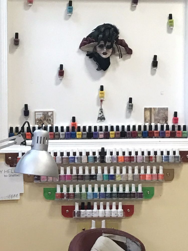 Kyky Nail Salon: 8631 Richmond Hwy, Alexandria, VA