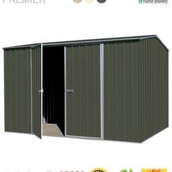 photo of garden shed melbourne victoria australia