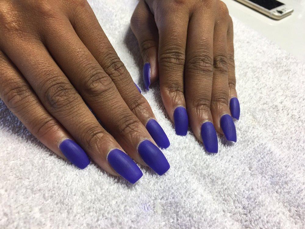 Posh Nails Spa Alpharetta