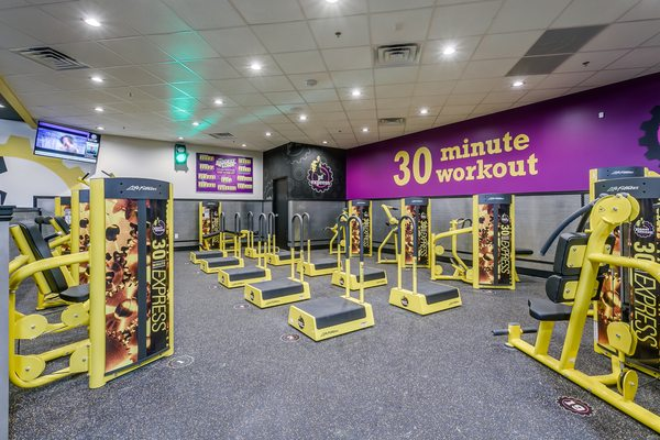 Planet fitness tyler texas